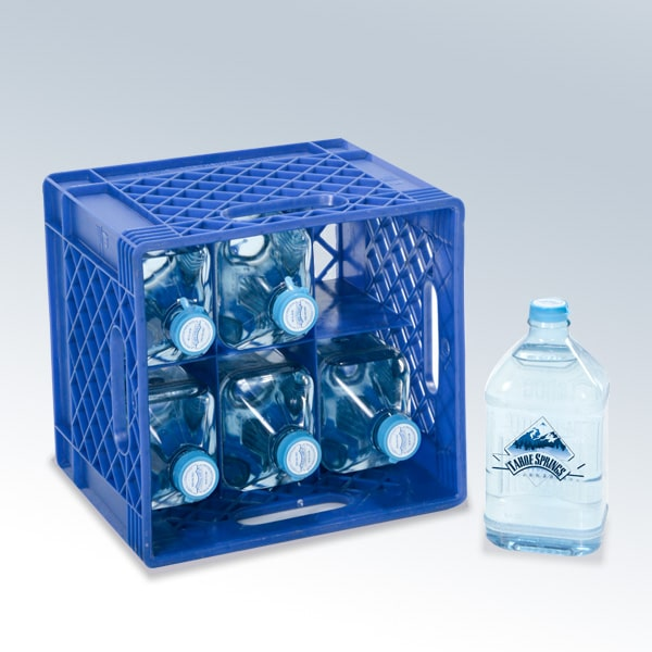 6 x .5 Gallon Mountain Spring Water in las vegas