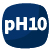 pH-10