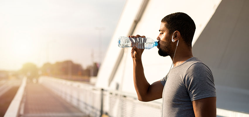 What you need to know about drinking water to lose weight