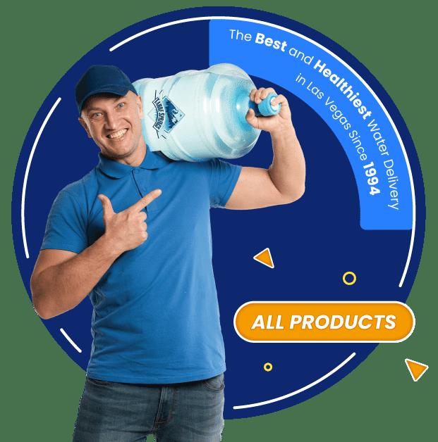 tahoe springs water, best home water delivery