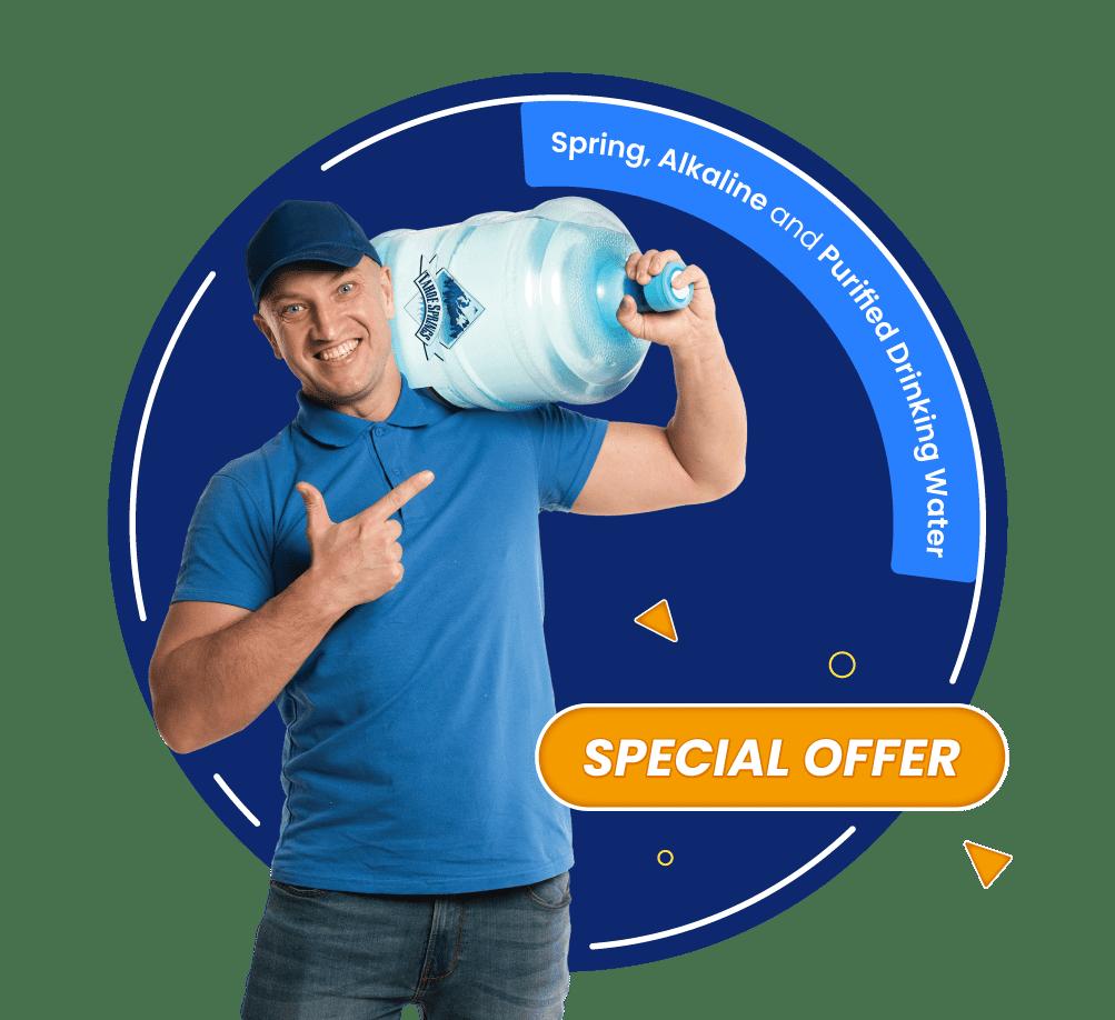 tahoe springs water, home water delivery