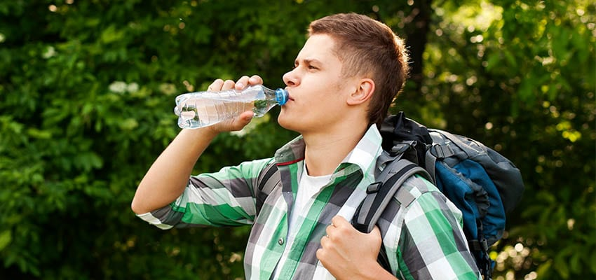 What is the difference between filtered water and purified water