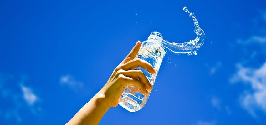 Springwater vs. alkaline water, which one should you drink